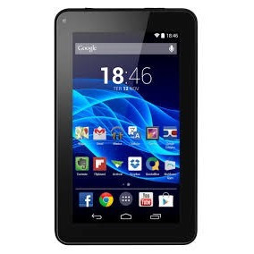 Tablet Multilaser M7s Quad Core Wi-fi - 7 Preto - Nb184