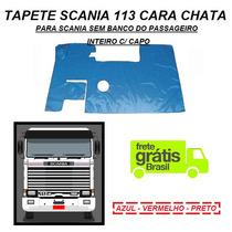 Tapete Verniz Caminhão Scania R 113 C/ Capo S/ Bc Passageiro