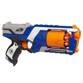 Nerf - Lançador N-strike Elite Strongarm - Hasbro