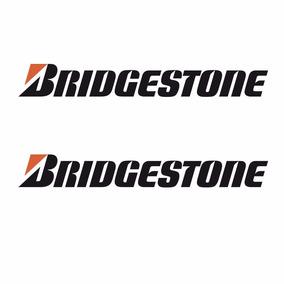 Sticker - Calcomania - Vinil - Logo Bridgestone