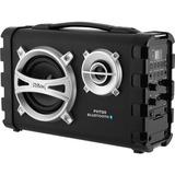 Caixa Acústica Com Mp3, Fm, Bluetooth, 80wrms E Entradas Usb