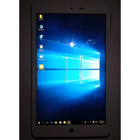 Tablet Intel Quad Core 32g Doble Camara Windows 10 Y Android