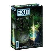 Juego De Mesa - Exit La Isla Olvidada - Xion Store