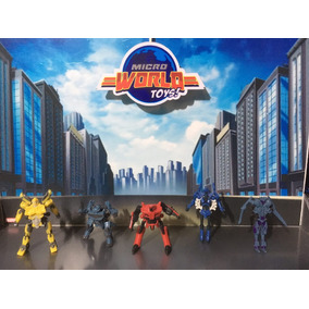 Minifiguras Transformers Huevo Kinder