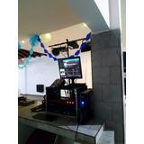 Alquiler Equipo Sonido C/karaoke Por Día!
