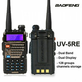 Radio Baofeng Uv-5re Dual Band Uhf 400-520 Vhf 136-174 5watt