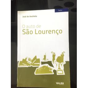 O Auto De São Lourenço - José De Anchieta