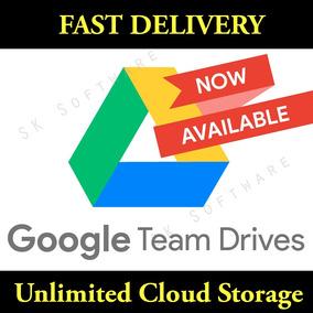 Google Teams Drive Ilimitado!! No Edu