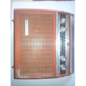 Radio Fonografo National Sg-551f Tocadiscos Antiguo