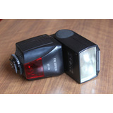 Flash Ttl Fujifilm Ef-42, Para X100, Hs20, Hs30, Hs50