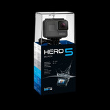 Go Pro Hero 5 Black Wifi 4k Hd Definition Ultimo Modelo