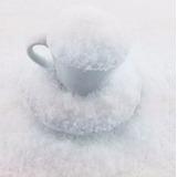 Neve Mágica Artificial Decoração Natal Frozen 5 Unidades