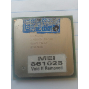 Processador Celeron Pc Cpu 2.40ghz/400