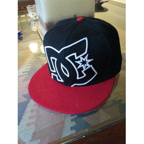Snapback Dc Shoes Jockey Ajustable