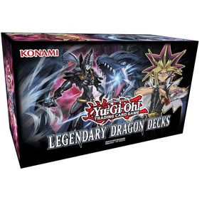 Xion Tcg Legendary Dragon Decks