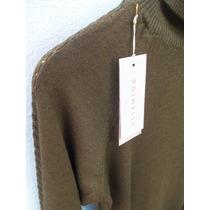 Sweater Mujer Marca Vitamina Original Tendencia Absoluta