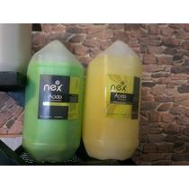 Shampoo O Acondicionador Nex X 5 Litros Acido. Profesional.