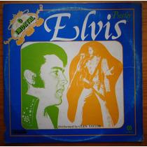 Glen Taylor Lp Nacional Usado O Imortal Elvis Presley 1983
