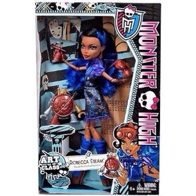 Boneca Monter High Robecca Steam - Mattel