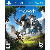 Horizon Zero Dawn Ps4 Psn Original 1 Pré-venda Em Português