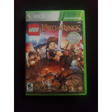 Juego Xbox 360 Lego Lord Of The Rings