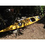 Kayak Atlantikayak Boreal Travesía. Cubrecockpit Y Chaleco.