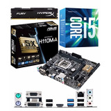 Kit Intel Core I5 7500 + Asus H110m-a/m.2 +ram Fury 8gb Ddr4