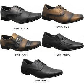 2cf593b40a Kit Sapatos Social Para Revenda Atacado - Sapatos no Mercado Livre ...
