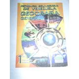 Libros De Bachillerato Materia Geografía De Venezuela 4to