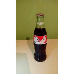 Coca Cola Antigua Coleccion Navidad 1993 Refresco Antiguo