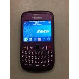 Blackberry Curve 8520 Color Morado