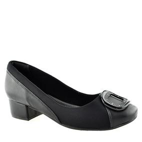 Sapato Salto Baixo Joanetes Comfortflex 1895305 - Godiva
