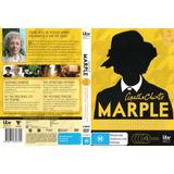 Agatha Christie Completa Miss Marple 22 Dvd Mcewan Cajas