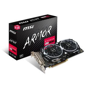 Tarjeta Video Radeon Rx580 4gb Msi Armor