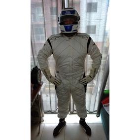 Equipamento Completo Piloto Automobilismo Certific. Fia Cba