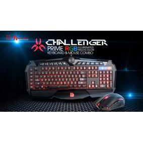 Combo Thermaltake Challenger Prime Rgb
