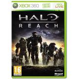 Juego Halo Reach Xbox 360 Ntsc Totalmente En Español