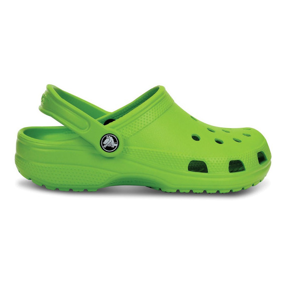 Crocs Originales Classic Verde Unisex Hombre Mujer