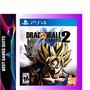 Dragon Ball Xenoverse 2 Juego Fisico Original Nuevo