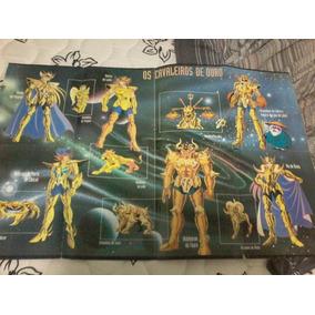 Pôster Os Cavaleiros Do Zodíaco - Cavaleiros De Ouro (1995)