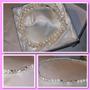 Collar Perlas Naturales Cultivadas Con Plata 5 Mms