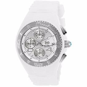 Reloj Technomarine Tm-115357 Silicona Blanco Mujer