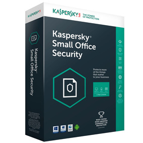Kaspersky Antivirus Small Office Security 5 Pc + Servidor