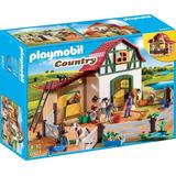 Playmobil Fazendinha Com Poneis Sunny 6927