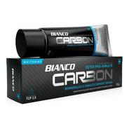 Creme Dental Bianco Carvão Ativado - 100 Gramas
