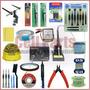 Kit Solda Profissional Manutenção Conserto Celular - 23 Pcs
