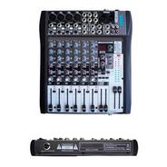 Consola Mixer Moon Mc806 8 Canales 16 Efectos