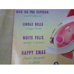 Lp É Natal [ Sandy E Junior - Noite Feliz ]