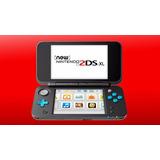 New Nintendo 2 Ds Xl Preventas Color Negro Super Preciazo!