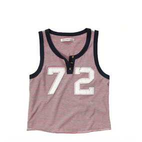 Musculosa Abercrombie & Fitch Mujer Original Talle S/m